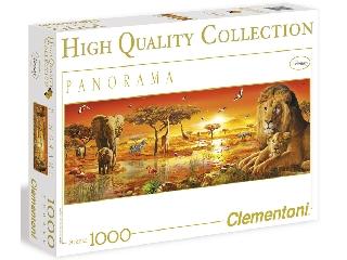 Élet az afrikai szavannákon 1000 db-os puzzle