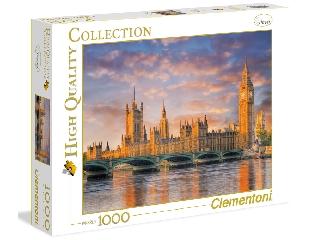 A londoni Westminster-palota 1000 db-os puzzle