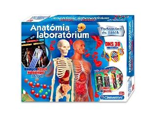 Clementoni - Anatómia laboratórium