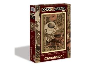 Café 500 db-os parafa puzzle
