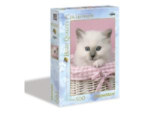 Igéző macskaszemek 500 db-os puzzle