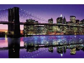 Az esti New York 3000 db-os puzzle