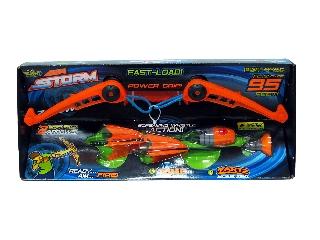 Airstorm - Íj készlet narancssárga