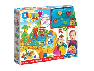 Clemmy Plus - Dínó Móka Park