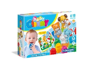 Clemmy Baby - Mókás állatok készlet