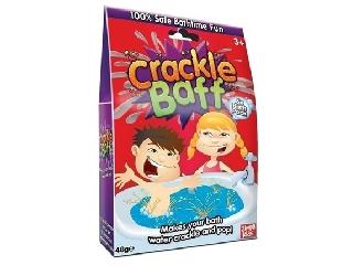 Crackle Baff pattogó fürdőpor 6 darabos