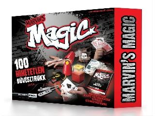 Marvins Magic - Szemfényvesztő mágikus készlet 100 trükkel