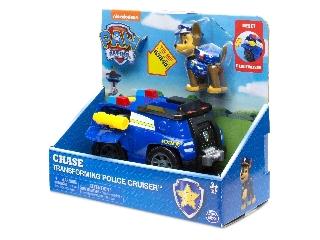Mancs őrjárat - Chase járőrautója lenyíló hangosbeszélővel