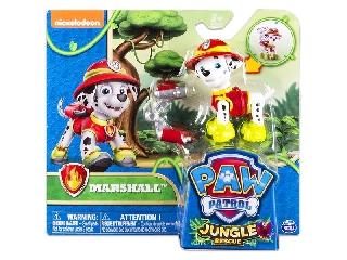 Mancs őrjárat - Dzsungel akciófigura - Marshall