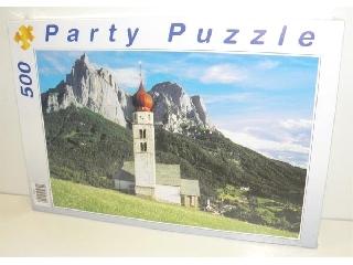 Dolomiti - Italy 500 db-os kirakó - sérült csomagolású