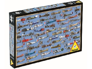 Repülők 1000 db-os puzzle