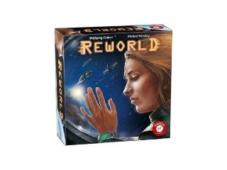 Alhambra, Venezia 2099 és Reworld társasjáték csomag