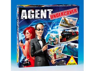 Agent Undercover - Titkos ügynök társasjáték