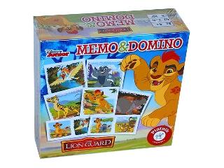 Az oroszlán őrség Memo/Domino Lion Guard