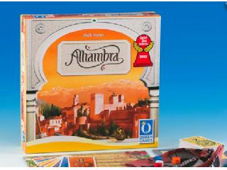 Alhambra - társasjáték