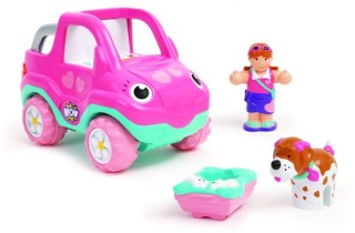 Penny jeep