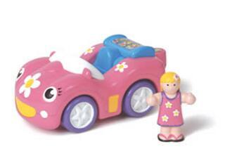 Daisy autója