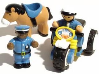 Rendőr őrjárat