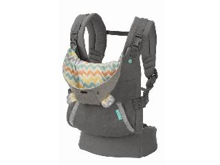 Infantino - Cuddle up ergonomic hoodie hordozó kenguru