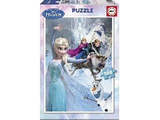 Jégvarázs puzzle 500 db-os