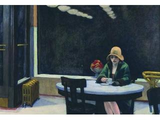 Edward Hopper: Automat  - 500 darabos kirakó