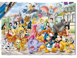 Disney parádé - 200 darabos kirakó