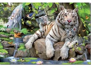 Bengáli tigris - 1000 darabos kirakó