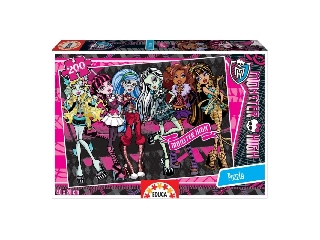 Monster High 200 db-os kirakó