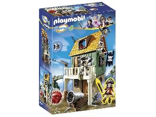 Playmobil Ruby a Kalóztanyán