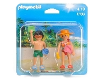 Playmobil - Irány a part! Duo Pack