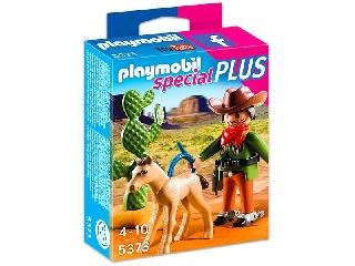 Playmobil - Musztáng csikó született!