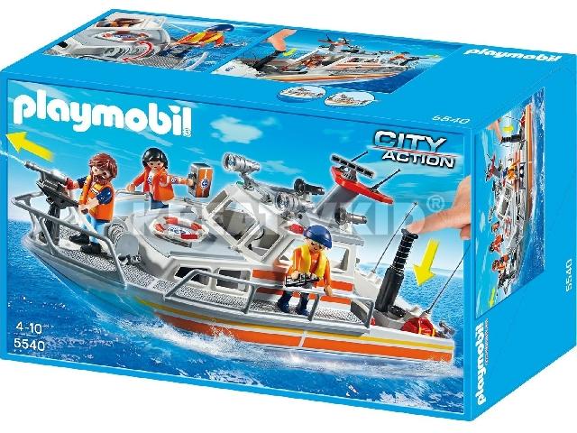 Tűzoltó-mentőhajó 5540