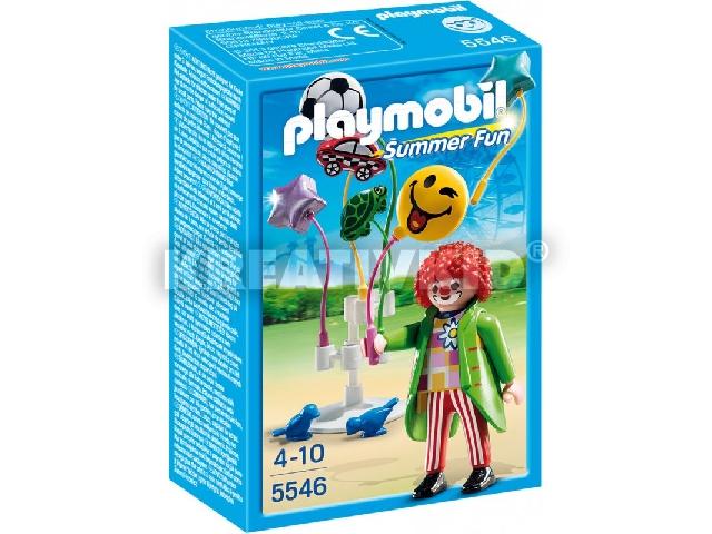 Smileyworld Lufifújó bohóc 5546