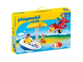 Playmobil - Nézd anya, repcsi!