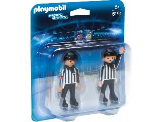 Playmobil - Jégkorong játékvezetők