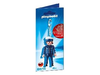 Playmobil - A rend őre vigyáz rád! Kulcstartó