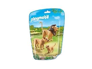Playmobil - Oroszlánok és a kis oroszlánkölyök
