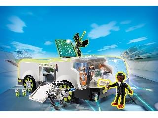 Playmobil Kalóz Kaméleon és Gene ügynök