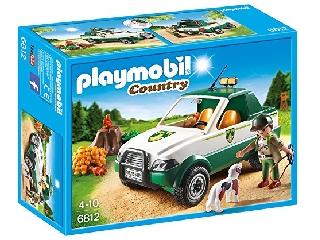 Playmobil - Az erdész terepjárója