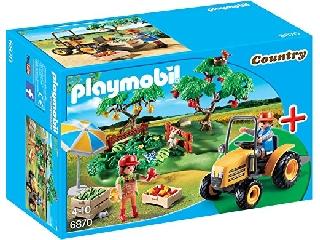 Playmobil - Gyümölcsszüret - StarterSet