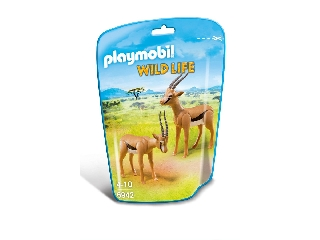 Playmobil - Gazellák