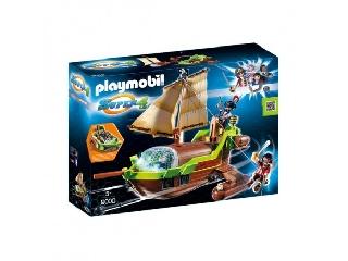 Playmobil - Kalóz Kaméleon és Ruby