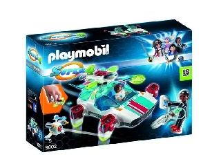 Playmobil - FulguriX és Gene ügynök