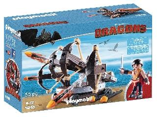 Playmobil - Eret 4 lövetű tűznyílpuskával