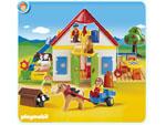 Playmobil: Farmgazdaság kis lurkóknak (6750) - Playmobil