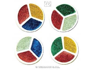 Arcfesték csillámos (4 féle színben