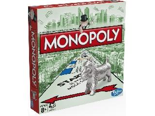 Monopoly társasjáték új figurával 2013