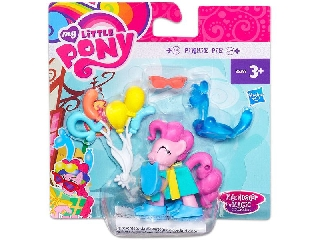 Az én kicsi pónim figurák kiegészítőkkel: Pinkie Pie