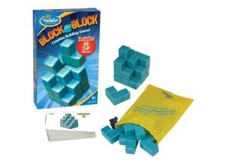 Block by Block kreatív 3D építőjáték