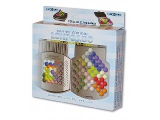 Lonpos 66 Colorful Cabin piramisépítő játék